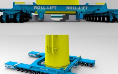 Roll Group developed a Detachable Base Frame
