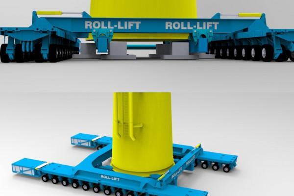 Roll Group developed a Detachable Base Frame