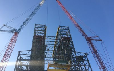 Critical lifting for Roll-Lift in French Guiana