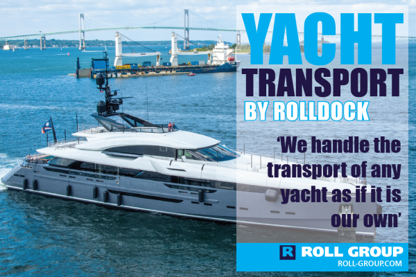 SuperYacht magazine shows our possibilities