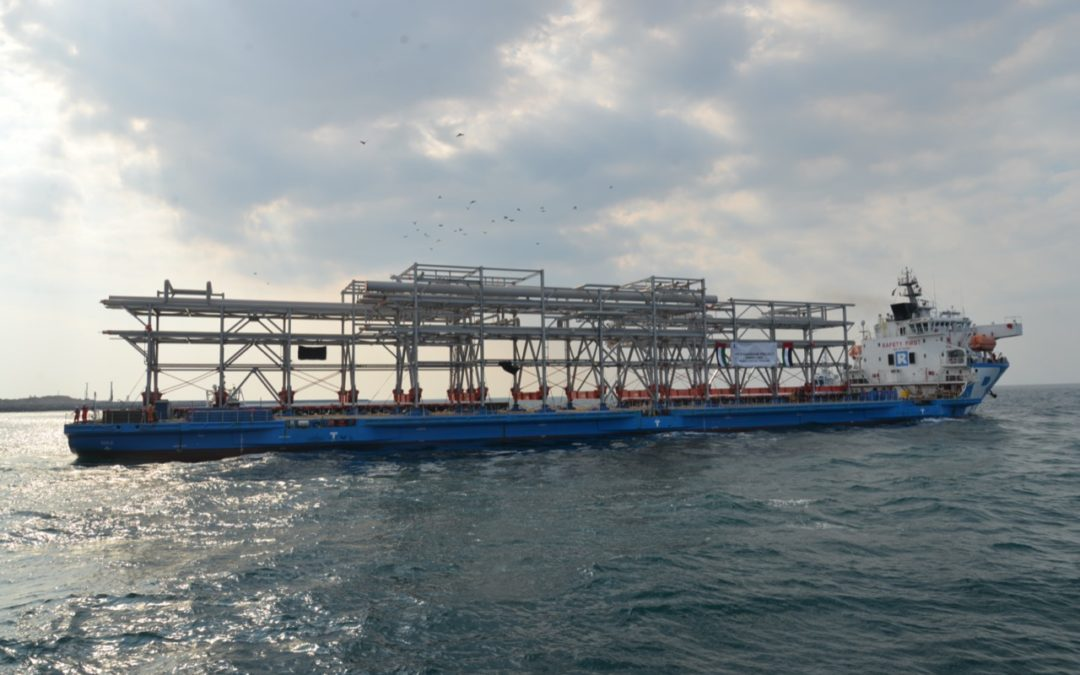 Roll Group UAE completed its first Factory to Foundation project in the Middle East