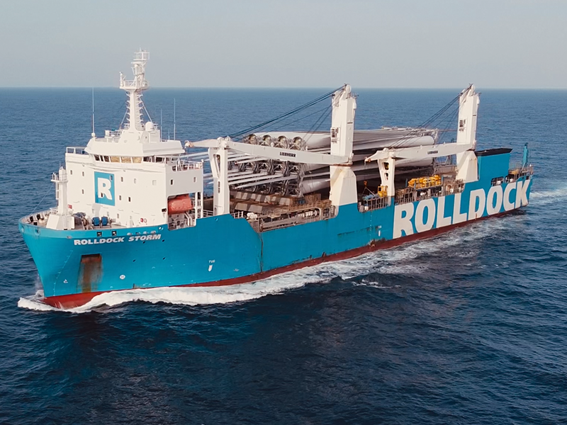 We4Sea signs up as INMARSAT application provider agreement as Roll Group takes vessel performance monitoring package fleet-wide